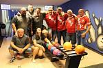 Finálový večer Domažlické bowlingové ligy 2019/20.