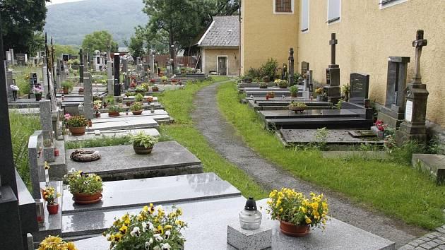 Kdyňský hřbitov se stal opět cílem zlodějů.