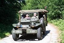 Z výjezdu veteránů na Čerchov