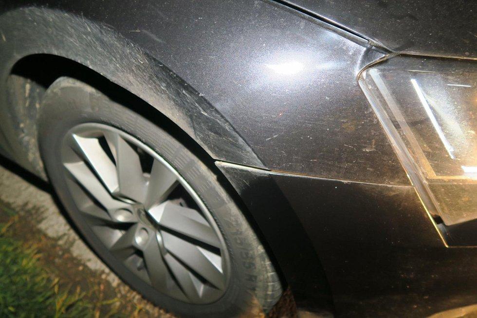 Za 24 hodin se na Domažlicku střetlo se zvěří hned pět aut.