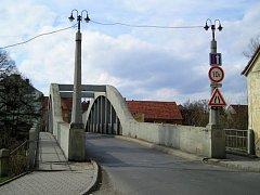 Most ve Staňkově.