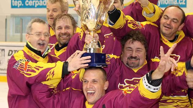 Vyvrcholení soutěžního ročníku 2011/2012 Domažlické NHL.