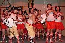 Kolovečtí školáci pobavili veřejnost na pátečním koncertu.