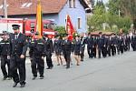 Oslavy 140. výročí založení SDH Folmava