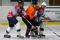 Z utkání hokejistů HC Lions Kdyně.