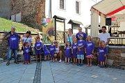 V Poběžovicích se během uplynulého víkendu uskutečnila tradiční pouť.