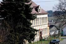 Základní škola v Chodově.