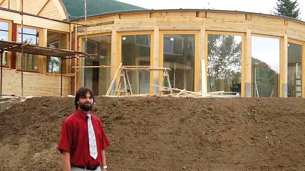 /Slavnostní otevření nového pavilonu chystají na 11. října v Domově důchodců ve Kdyni