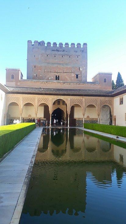 Petra Šlajsová vyrazila na třítýdenní jazykový kurz do Španělska. Navštívila také město Cordóba.