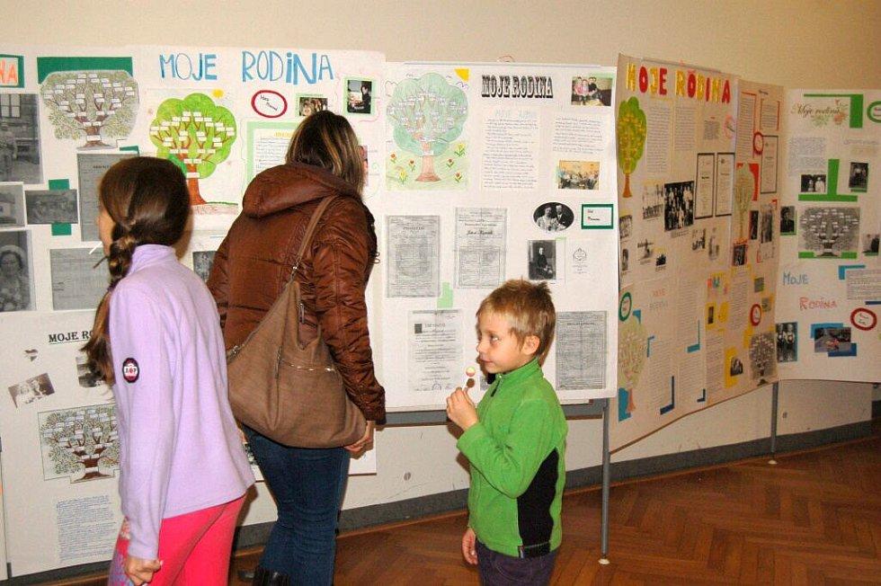 Výstava ve Kdyni.