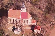 Kostel Sv. Anny.