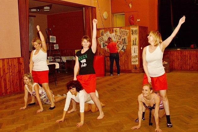 Městský ples vPoběžovicích.