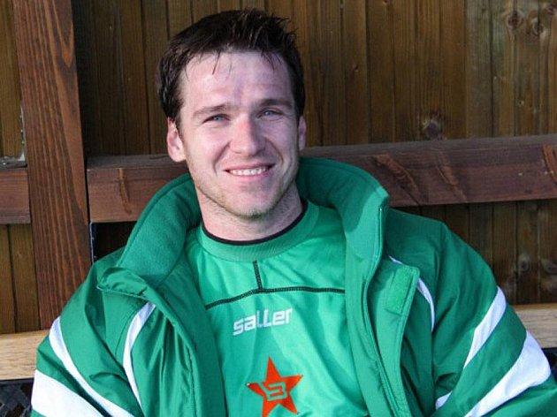 Tomáš Tlustý za svého působení v FC Furth im Wald.