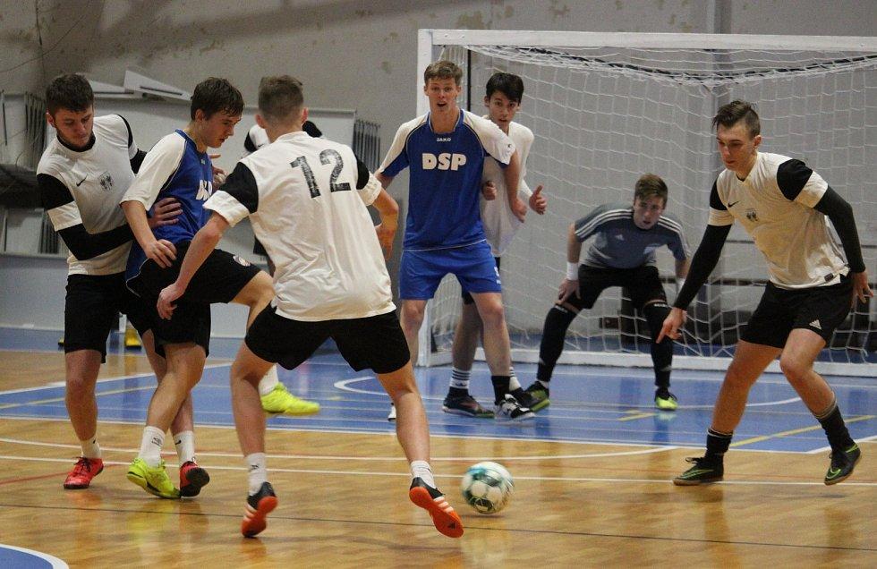 Soccer Cup 2020: Jan zavadil organizoval i zimní futsalový Golden Cup v Holýšově.
