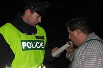 Policie naplánovala na páteční večer 23. října kontrolní akci.