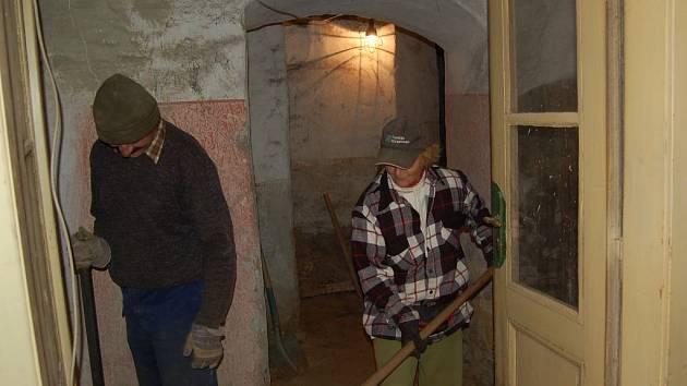 Přízemní prostory úřadu připravují na rekonstrukci. Vznikne zde stálá expozice mapující historii Všerubska.