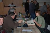 Kdyňští rybáři na členské schůzi.