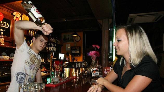 Bar - ilustrační foto.