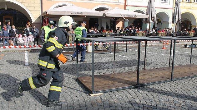 Mistrovství ČR dobrovolných hasičů v disciplínách TFA 2018