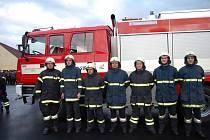 Domažličtí dobrovolní hasiči dostali nové auto.