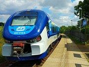 OSVRAČÍN. Od prosince zde některé vlaky nezastaví vůbec, jiné jen na znamení. Podobné to bude v Milavčích a Dolní Kamenici.