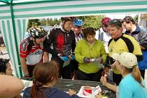 Registrace bikerů