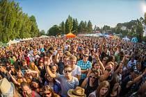 Chodrockfest 2015 v Domažlicích.