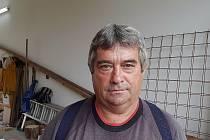 Jaroslav Šebesta pomáhal po nehodě vlaků, které se ve středu srazily v Milavčích.