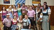 Ve Spáňově se konal Oktoberfest.