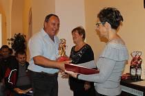 V Horšovském Týně a ve Kdyni ocenili dobrovolné dárce krve.
