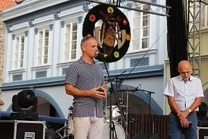 Zahájení Chodských slavností 2019.