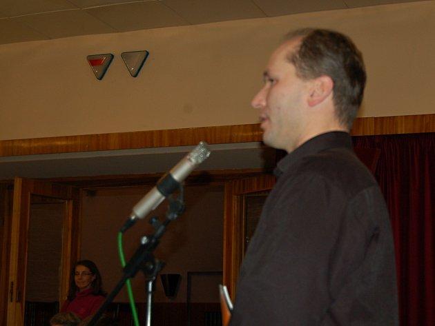 Jednatel Miroslav Ryšavý představil domažlickým zastupitelům plány firmy Artes natur na další rozvoj.