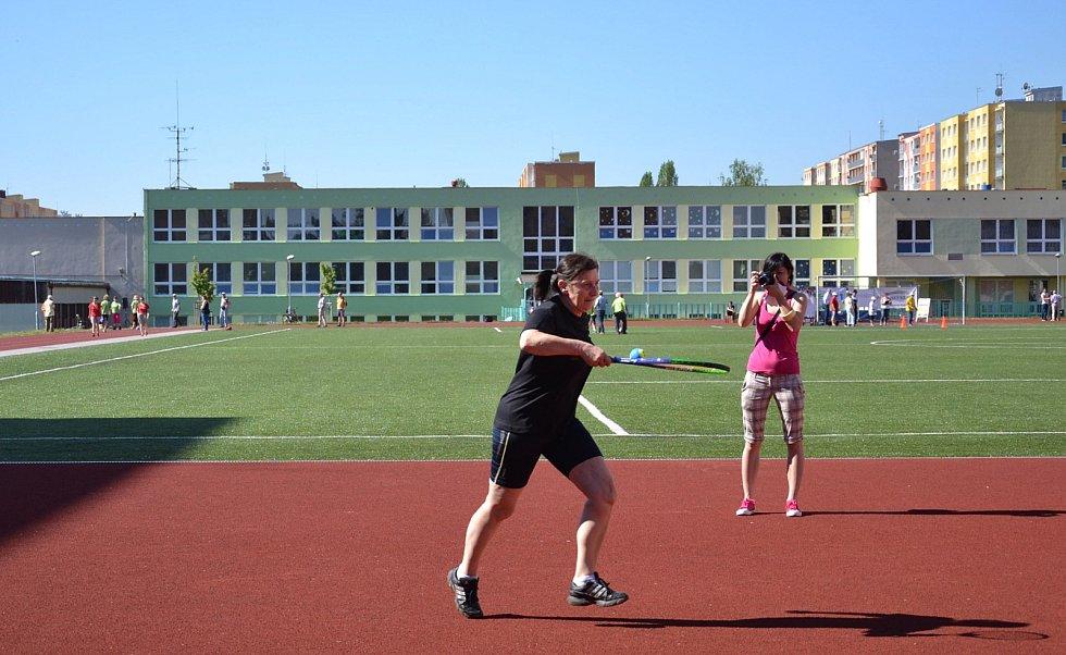 Opět po roce dokázal krajské sportovní hry seniorů vyhrát.