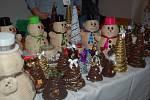 Vánoční výstava v Puclicích.