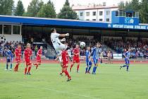 Jiskra Domažlice – FK Pardubice.