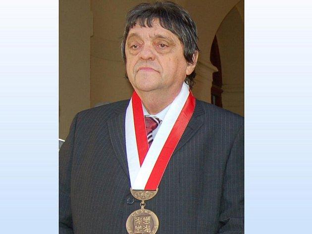 Ondřej Frei,  starosta Trhanova.