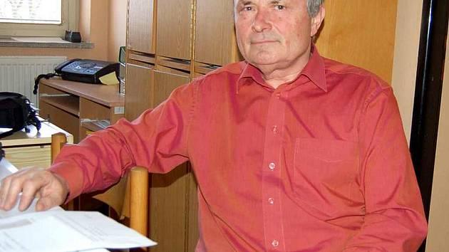 Miroslav Jandečka, starosta Zahořan, doufá, že bude rozhlas nainstalován už letos v dubnu.