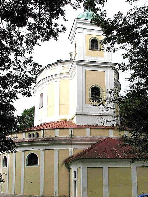 Kaple  sv. Anny na Tanaberku.