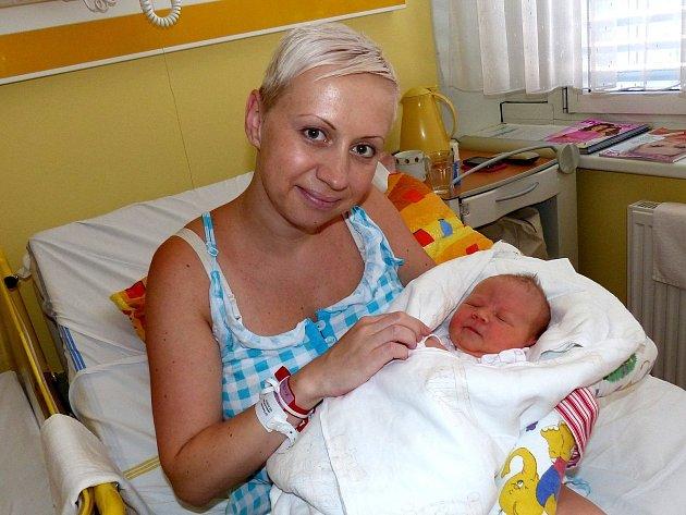 Ema Janková z Kolovče.