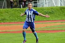 Domažlický fantom. Petr Došlý se uzdravil a po návratu slavil další gól.