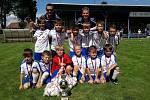 Jiskra Domažlice ovládla turnaj fotbalových přípravek