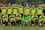 Fotbalový tým Sokola Poděvousy před víkendovým utkáním okresní III. třídy proti Sokolu Újezd zdecimovala zranění osmi hráčů z předchozích zápasů.