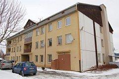 Dům s pečovatelskou službou v Kolovči.
