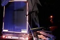 220 tisíc – v takové výši je škoda, kterou řidič způsobil na voze a přívěsu.