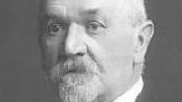 Josef Thomayer.