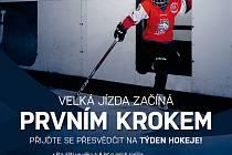 V pátek 27. září se uskuteční na zimním stadionu HC Domažlice akce Týden hokeje.