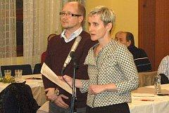 Ivana Veselá žádala zastupitele o prominutí pokuty.