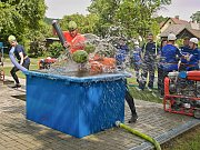 Dobrovolní hasiči z okrsku č. 10 o víkendu soutěžili