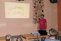 Přednáška o Islandu ve Štichově.