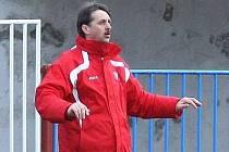 Trenér Šturma diriguje Arsenal Česká Lípa.